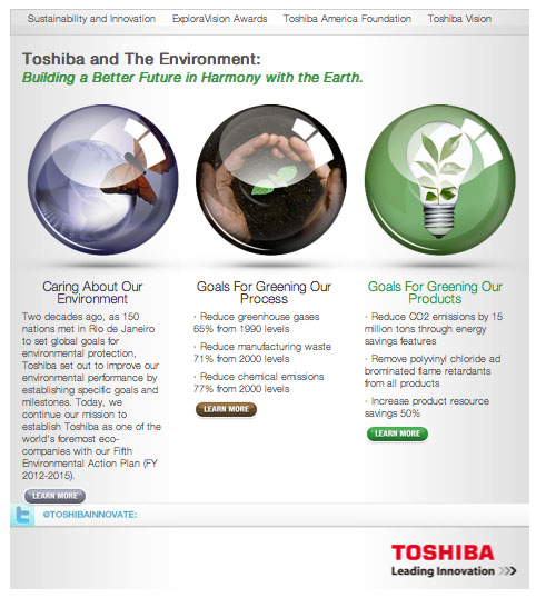 Toshiba-sustainability