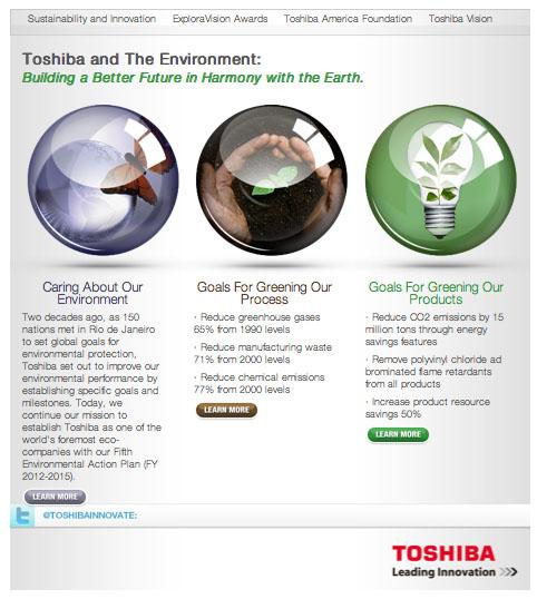 Toshiba-sustainability