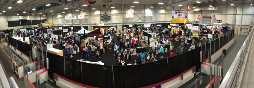 London Drugs Gibson Home Show Pano