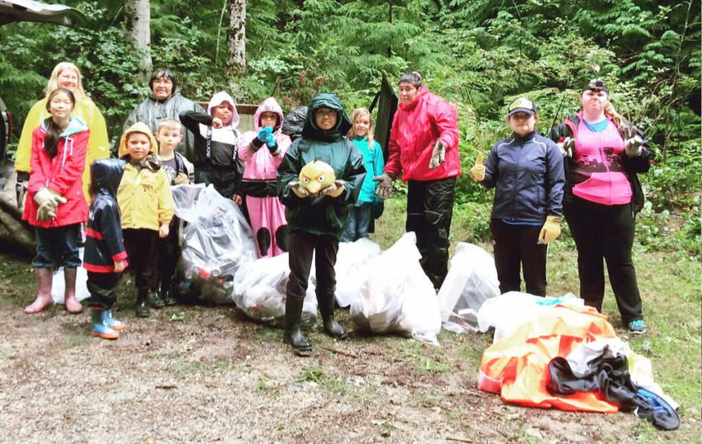 London Drugs Gibsons Cleanup