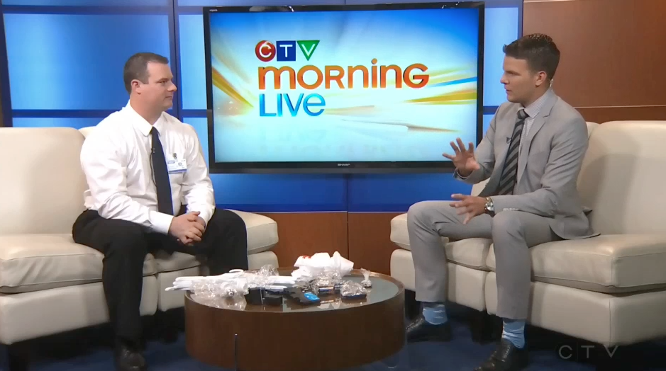 London Drugs Manager Cory Muir talks Recycling