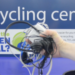 recycling old cables and chargers