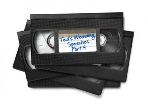 VHS tapes recycling
