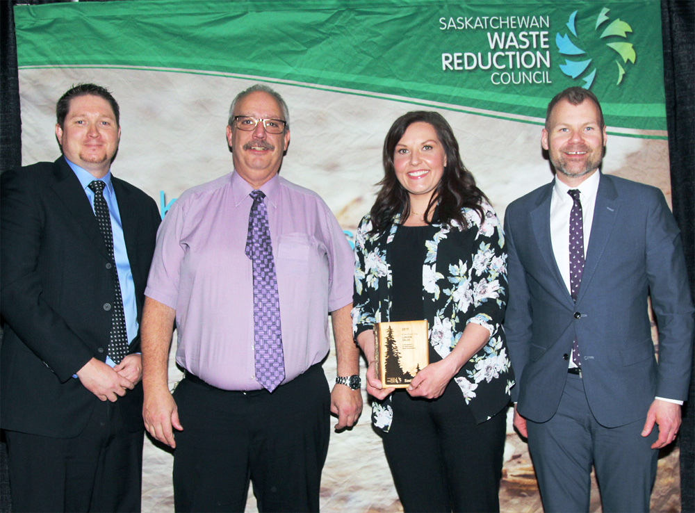 London Drugs Saskatchewan Waste Minimization Award