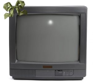 Recycle old tube TVs at London Drugs